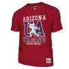 Cover Image for Retro Brand: 2018 Arizona UA Wildcats Homecoming Tee - Red