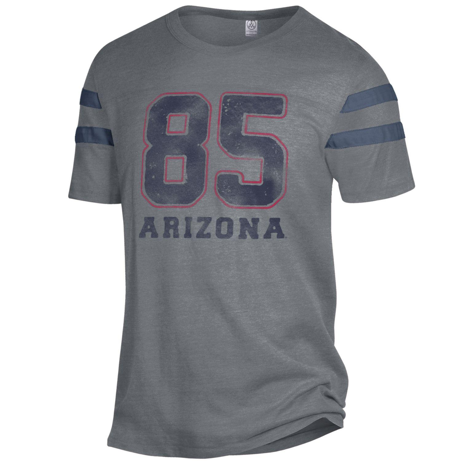 Gear Alternative  Arizona 85 Eco Football Tee Navy 199b52589a