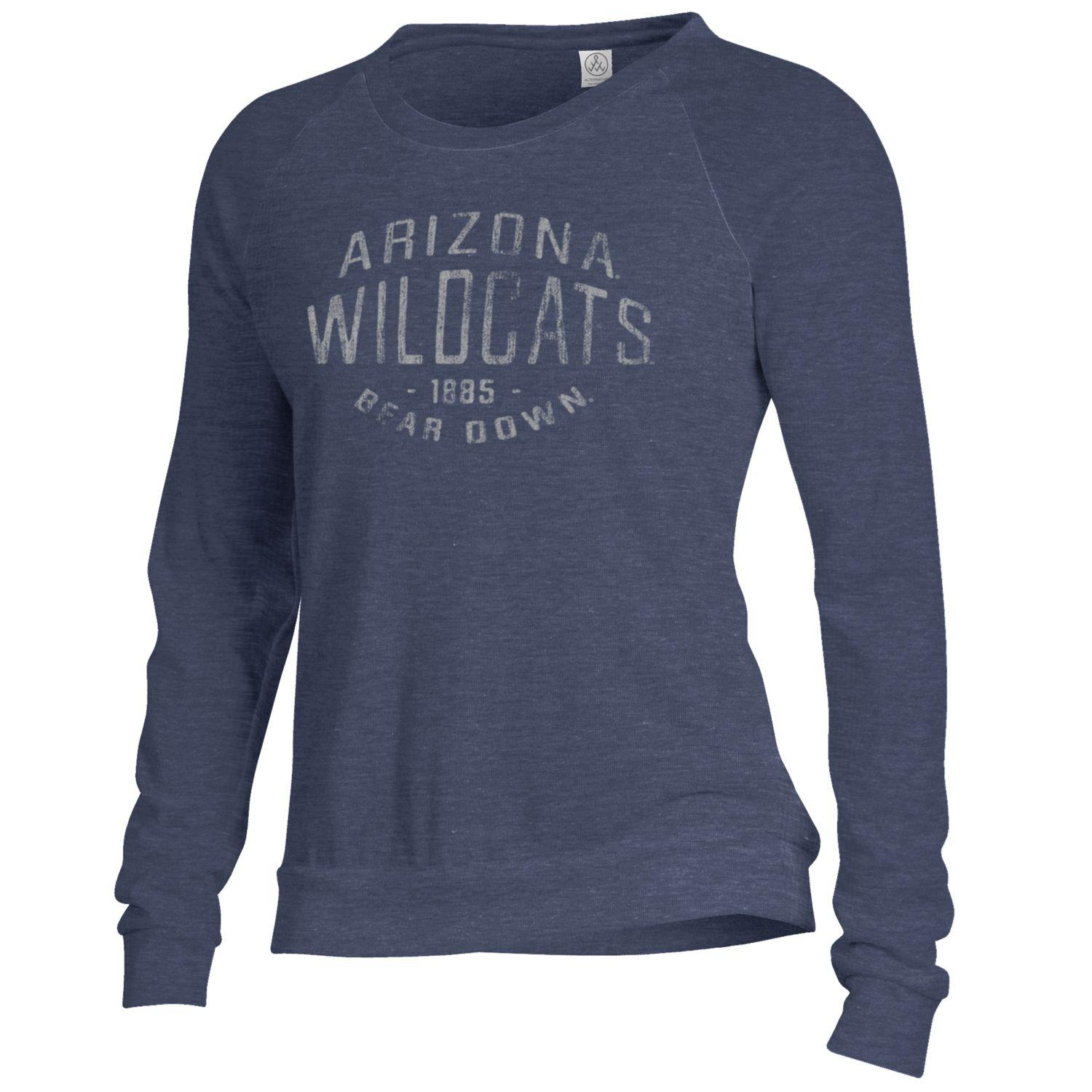 Image For Gear Alternative: Arizona Wildcats 1885 Slouchy Pullover
