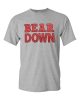 Cover Image for The Victory: Arizona Wildcats BEAR DOWN Oxford Grey Tee