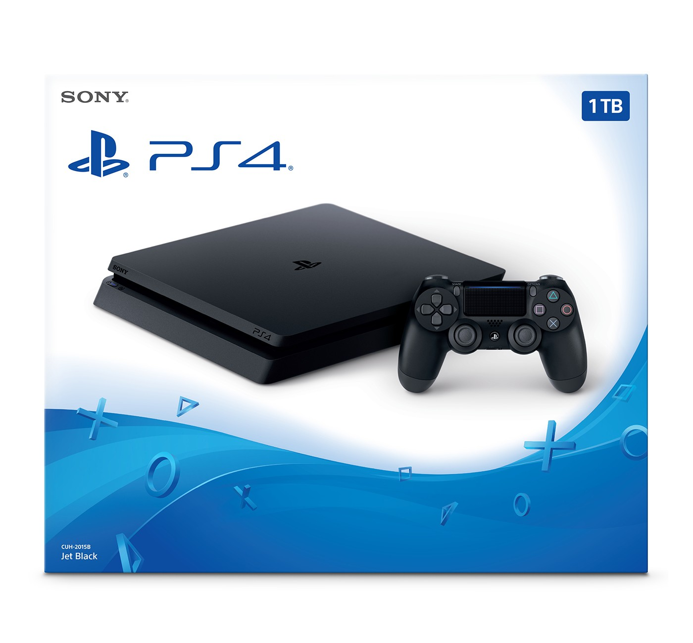 Image For PlayStation® 4 1TB Console