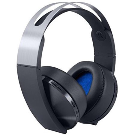 Image For Sony Playstation 4 Wireless Platinum Headset