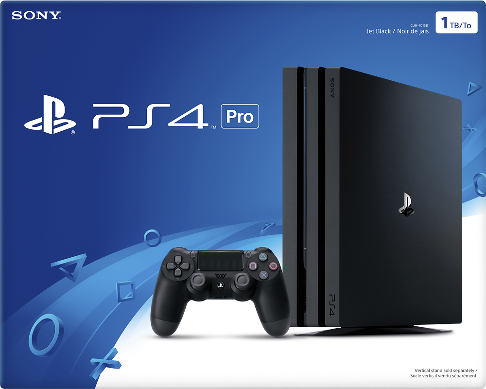 Image For PlayStation 4 Pro 1TB Console