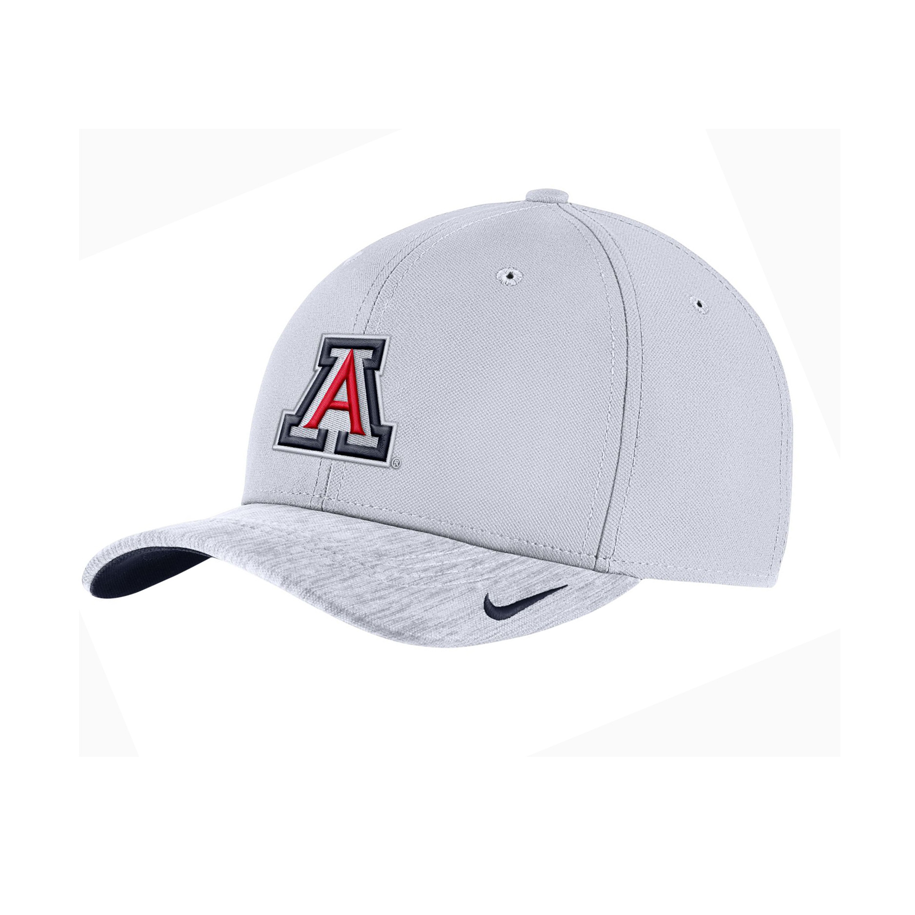 Image For Nike: Arizona Wildcats College AeroBill Classic99 - White