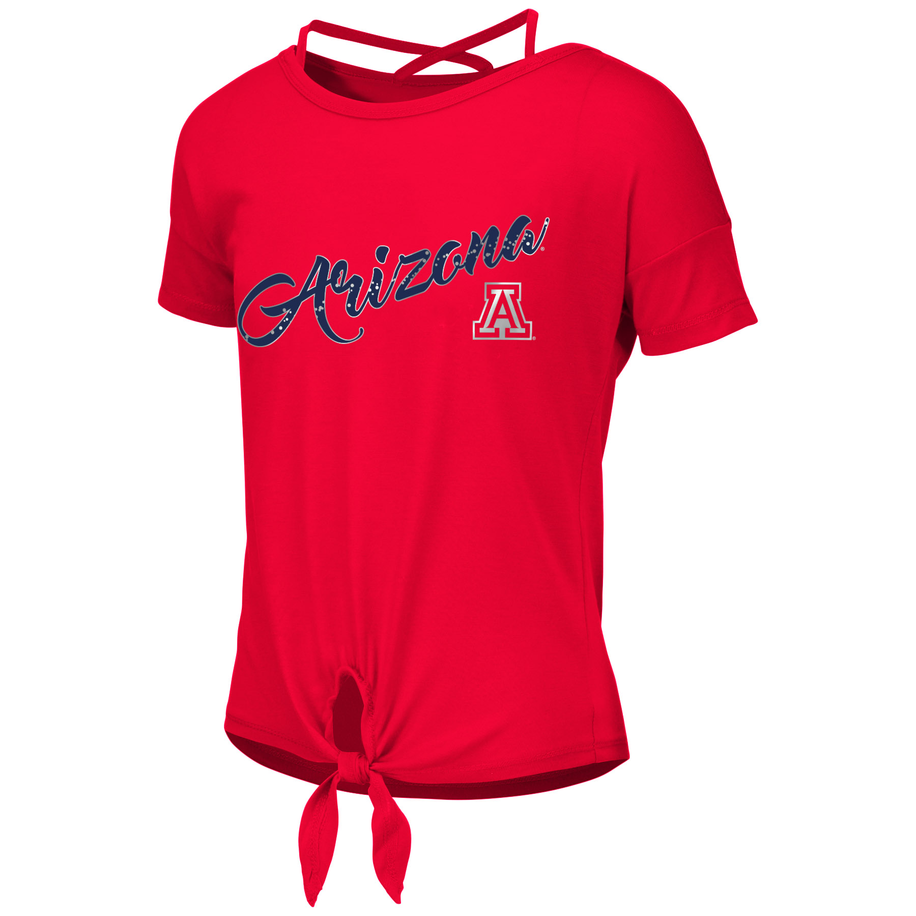 Image For Colosseum: Arizona Girls Linz Ballerina Tee