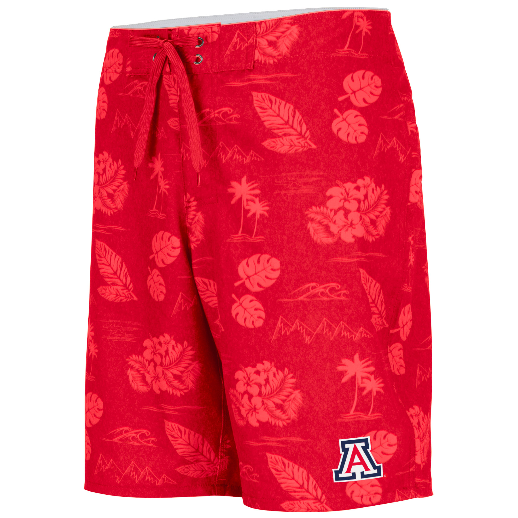 Image For Colosseum: Arizona Men's Honolulu Swim Short