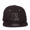 Cover Image for Arizona: Zephyr Z11 Black Flat Snapback