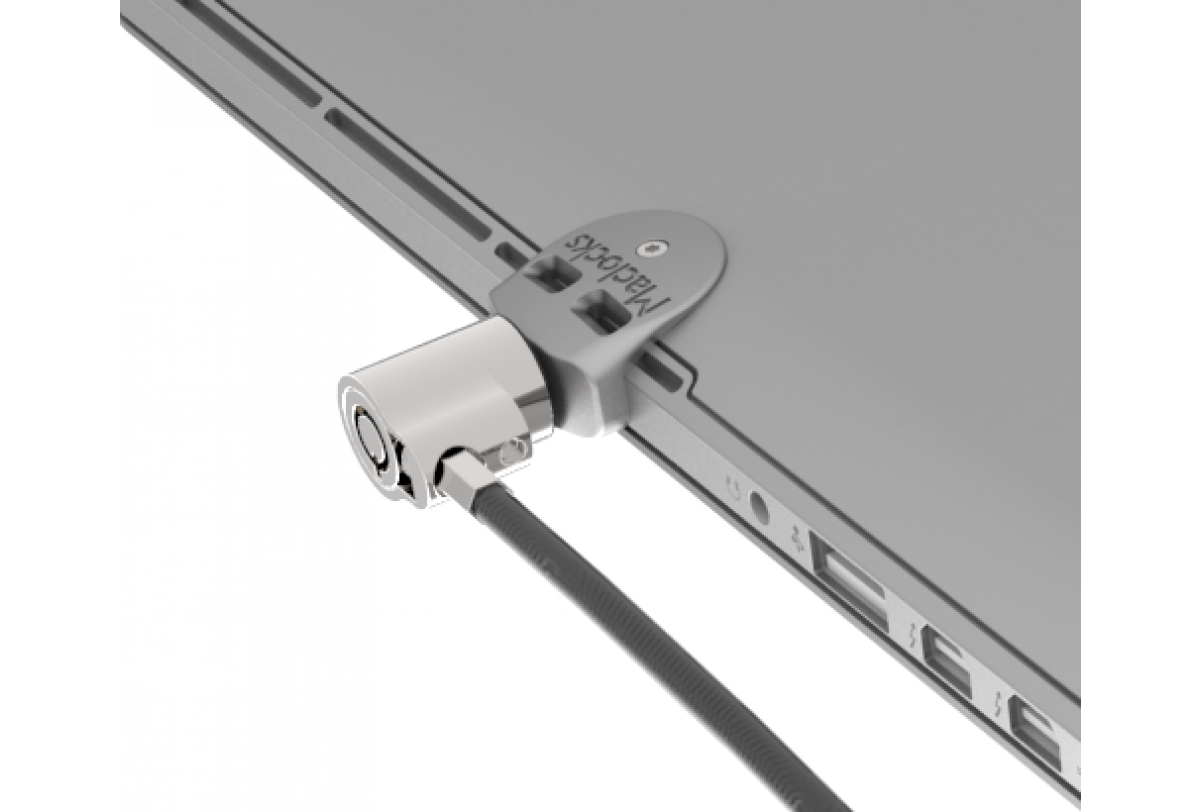 Image For Ledge MacBook Air Lock Slot Adapter