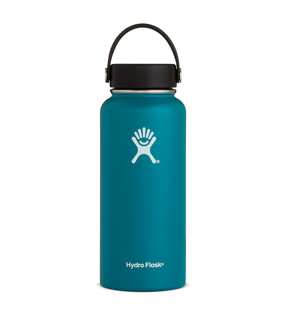 Image For Hydro Flask: 32 oz Wide Mouth - Jade