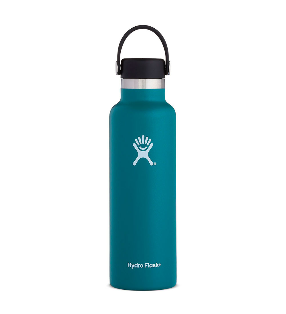 Image For Hydro Flask: 21 oz Standard Mouth - Jade