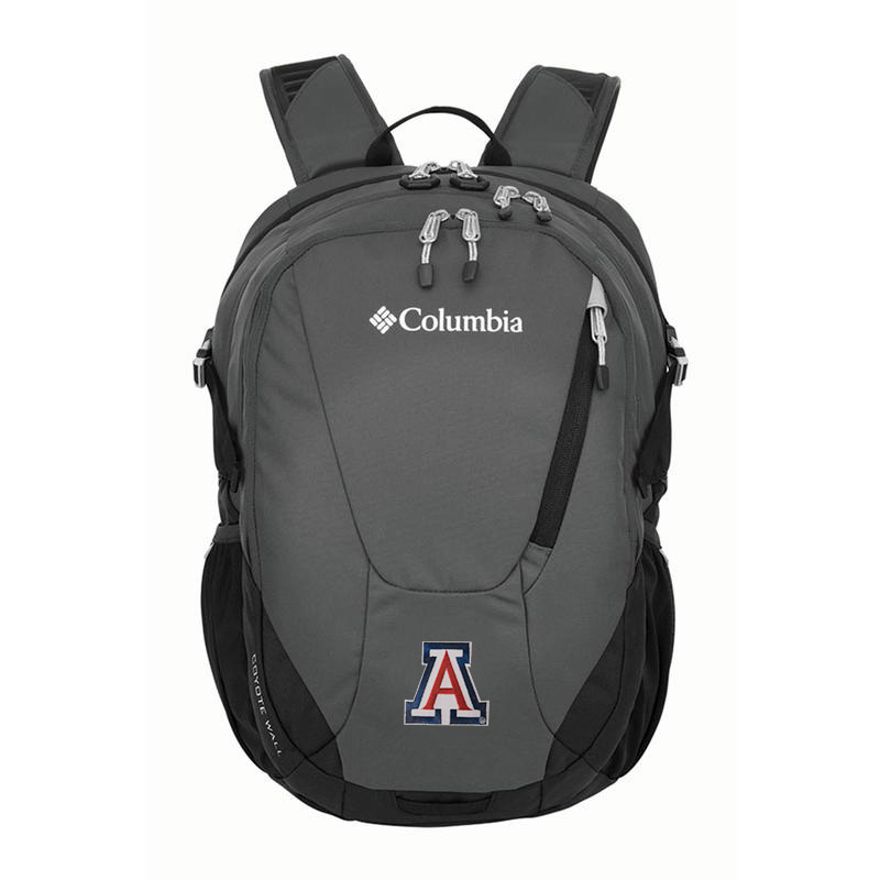 Image For Columbia: Arizona Coyote Wall Day Graphite Backpack