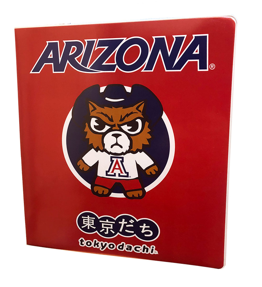 Image For Binder: Arizona Tokyo Dachi Ring Binder