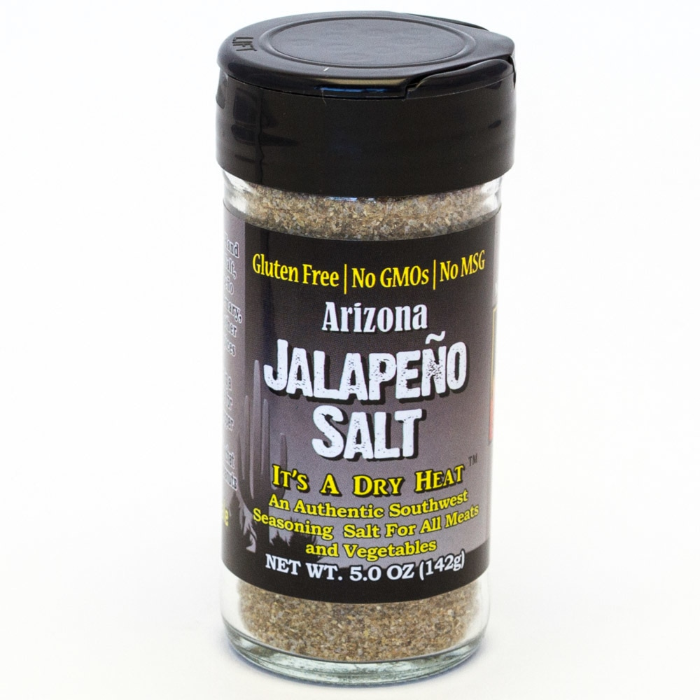 Image For Arizona Jalapeno Salt 5oz