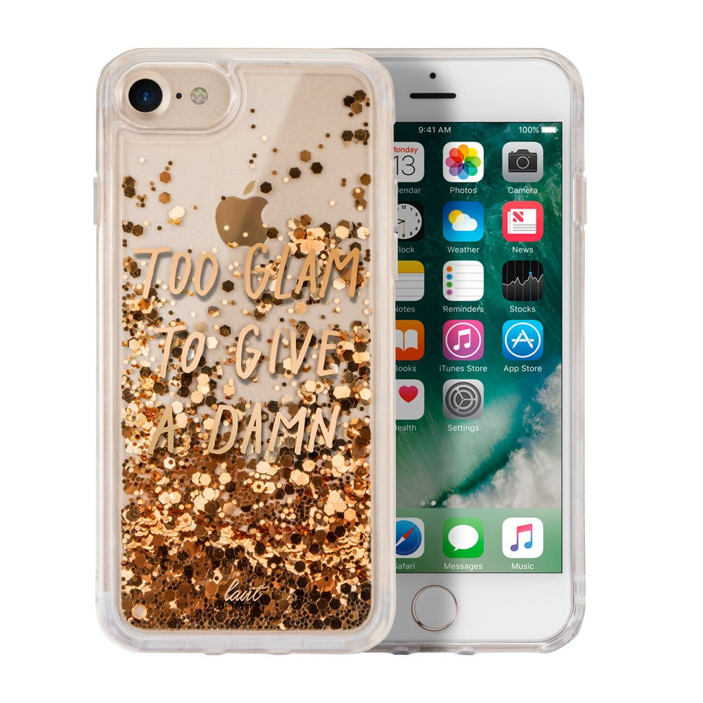 Image For LAUT: POP GLITTER GLAM for iPhone 8/7/6s/6