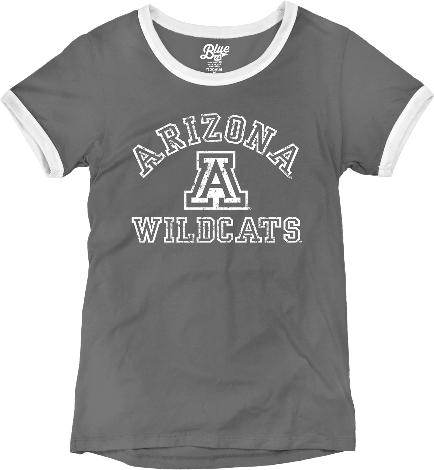 Image For Arizona: Blue 84 Katie Ringer Tee