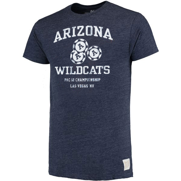 Image For 2019 Arizona PAC-12 Wildcats Poker Chips Las Vegas