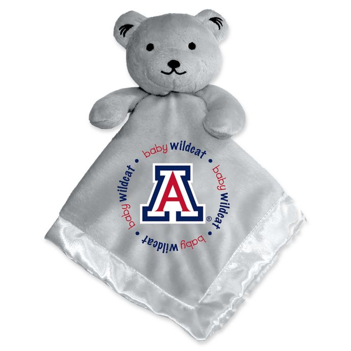 Image For Baby Fanatic: Arizona Baby Wildcats Securty Bear