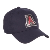 Cover Image for Zephyr: Arizona Insignia Platinum Stretch Fit White Red Navy