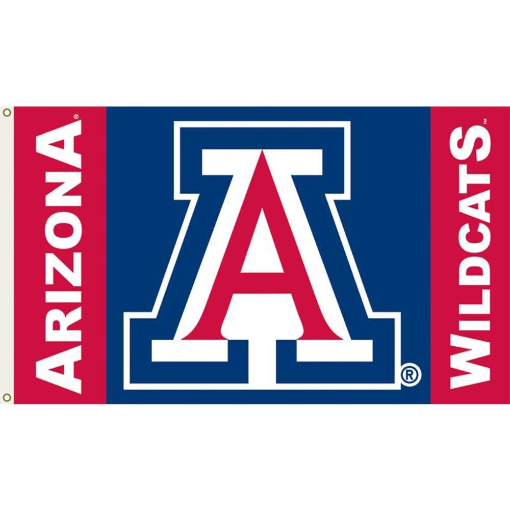 Image For Flag: Arizona Wildcats 3 Ft. X 5 Ft. Wtih Grommets