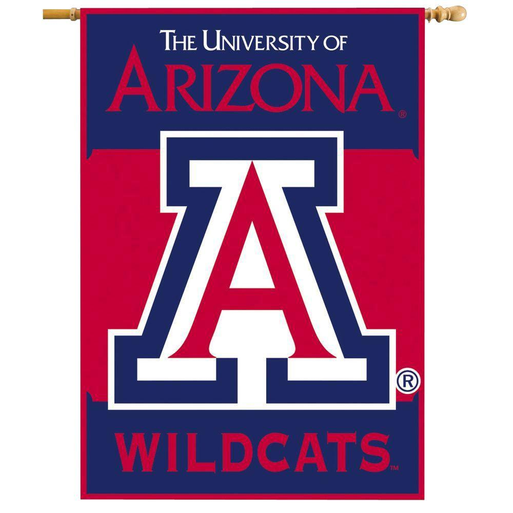 Image For Banner: Arizona Wildcats Double Sided Banner Pole Seelve