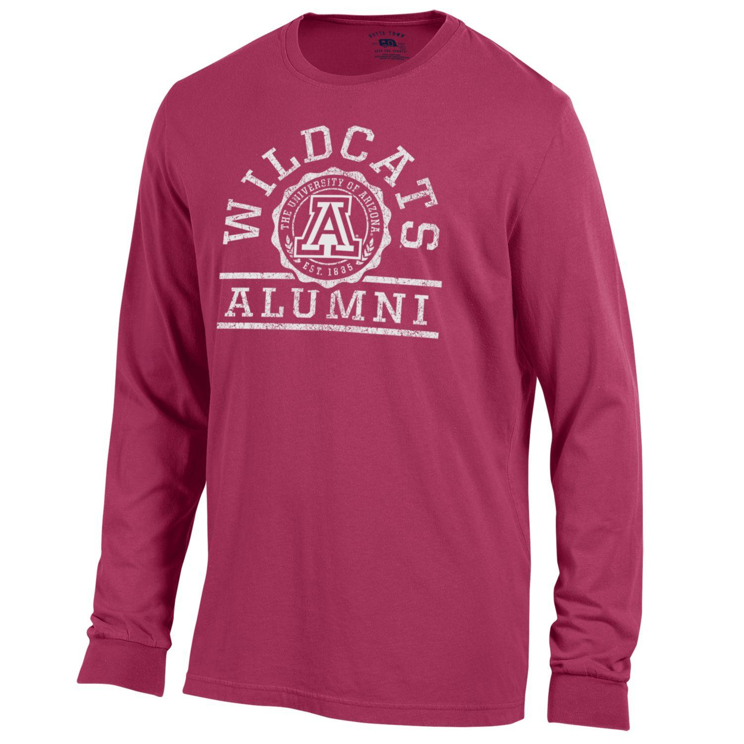 Image For Gear For Sports: Arizona University of Seal Long Sleeve Red