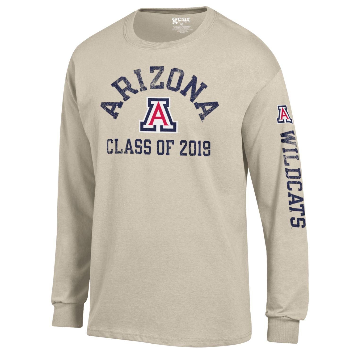 Image For Gear: Arizona Wildcats CLASS OF 2019 - Oatmeal Heather
