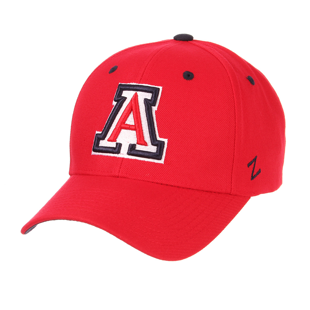 Image For Zephyr: Arizona Team Logo Competitor Cap - Red