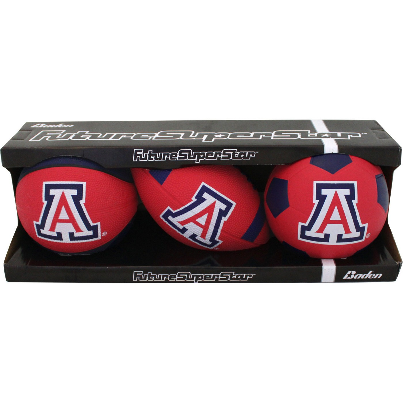 Image For Baden: Arizona Wildcats Micro Ball Set