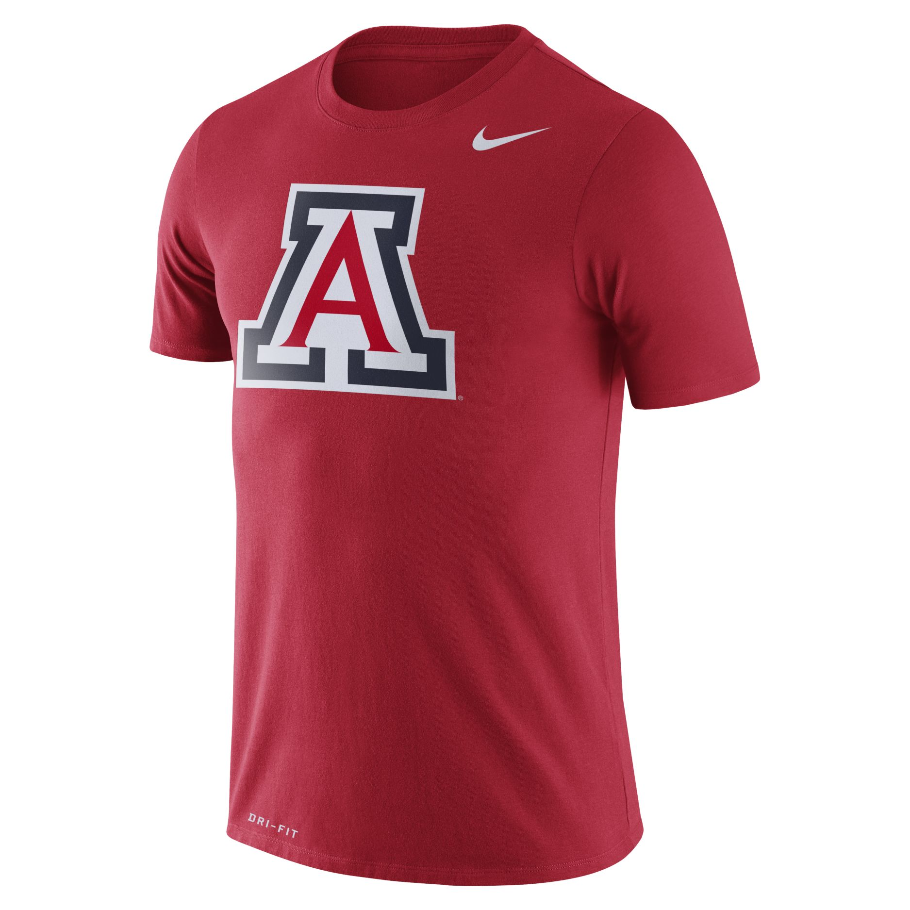 a17e2bee Image For Nike: Arizona Dri-FIT Legend T-Shirt - Red