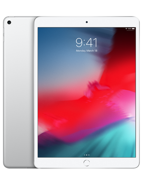 Image For iPad Air 10.5-inch Wi-Fi 256GB - Silver