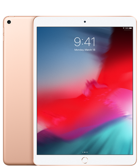 Image For iPad Air 10.5-inch Wi-Fi 256GB - Gold