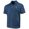 Cover Image for Tommy Bahama: Arizona Sport Leafbacker Polo - Blue Note
