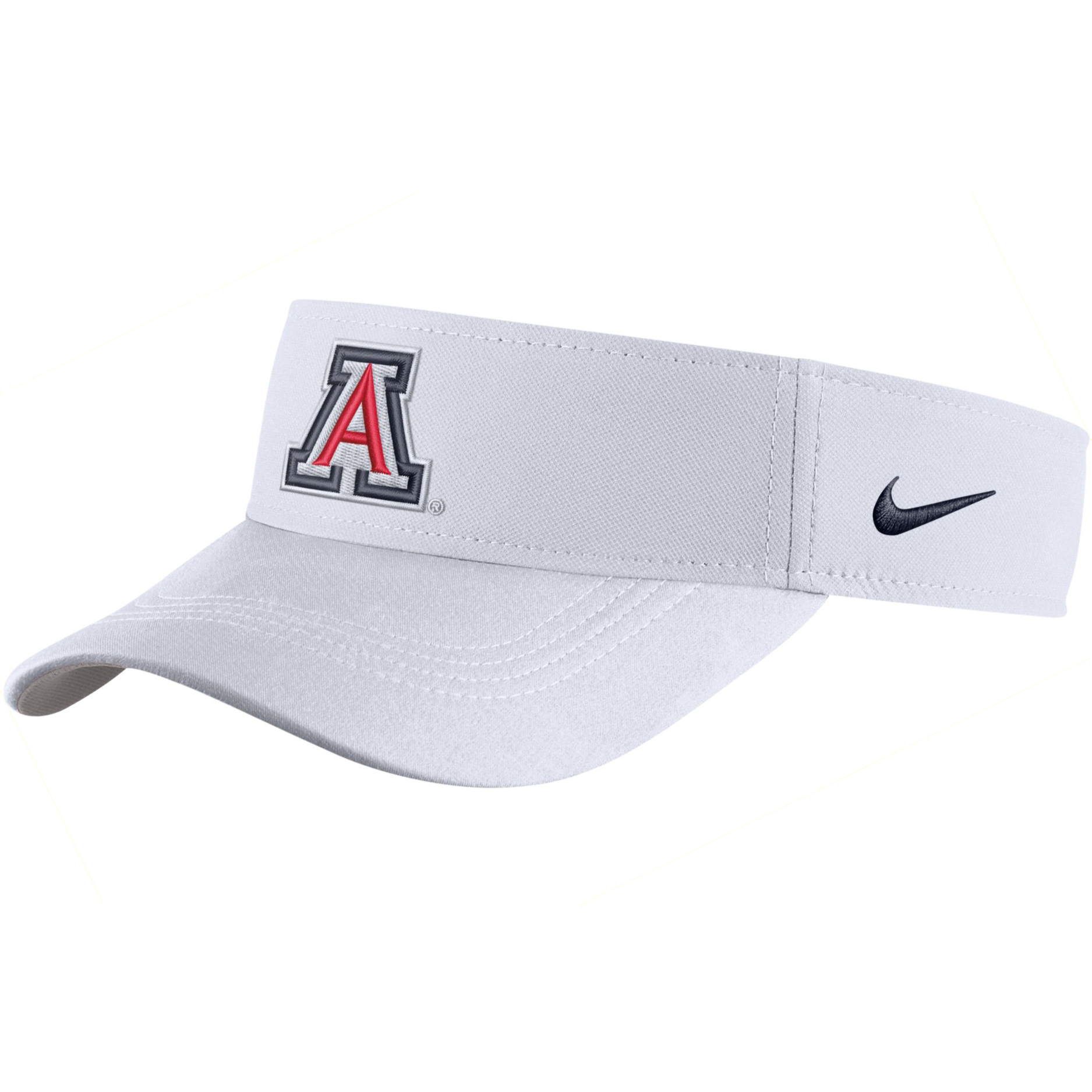 Image For Nike: Arizona Dri-Fit Visor Unisex - White