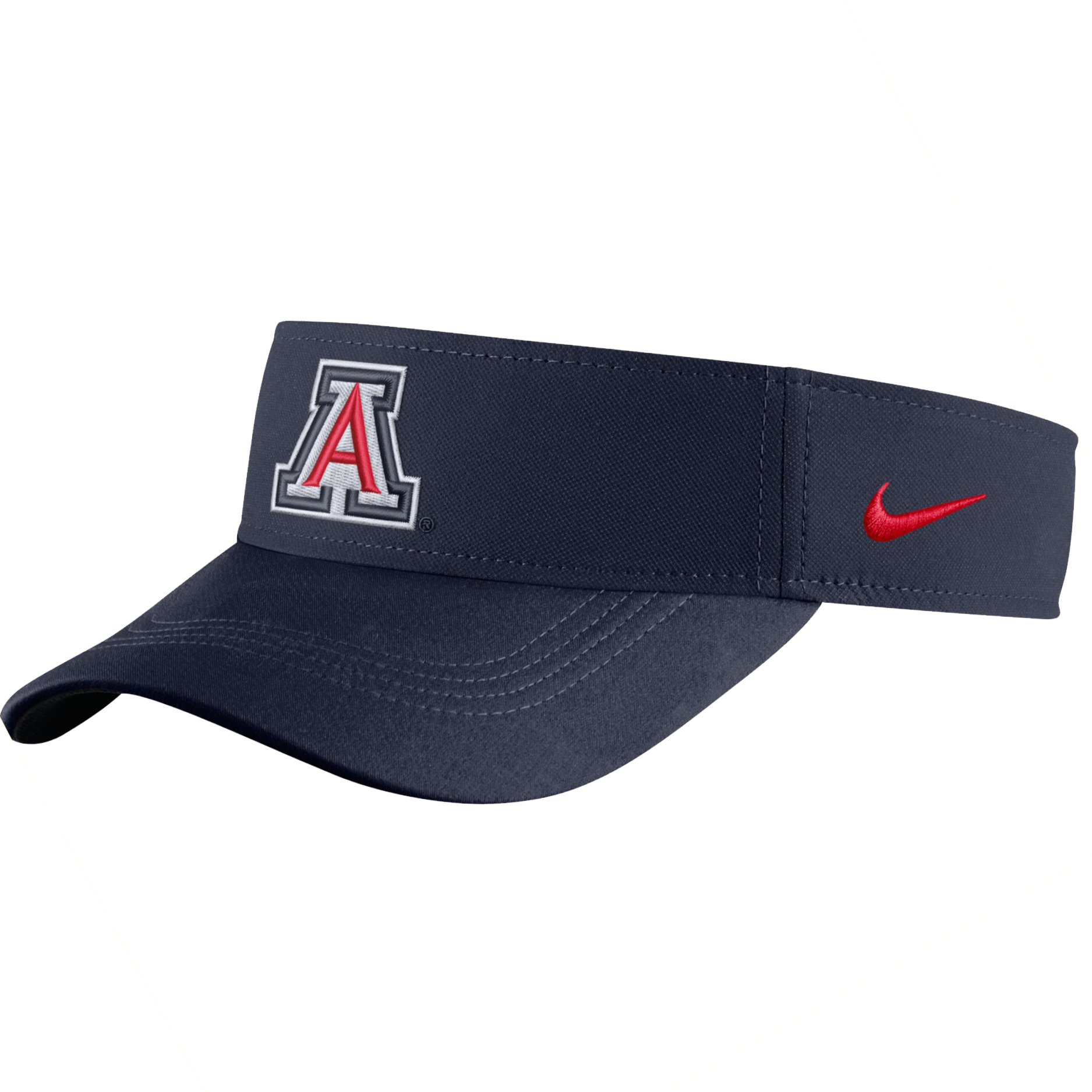 Image For Nike: Arizona Dri-Fit Visor Unisex - Navy