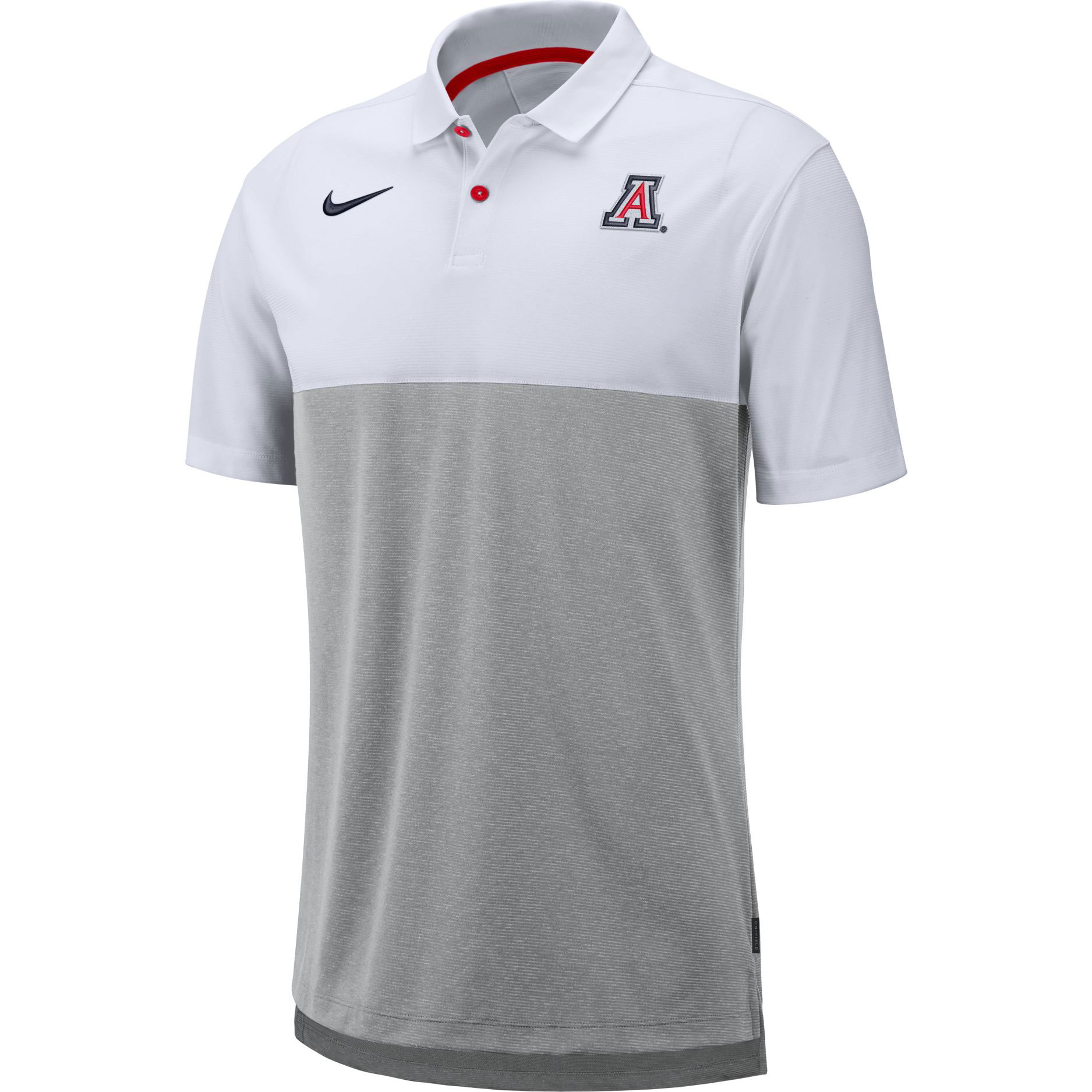 Image For Nike: Arizona Wildcats Breathe Polo 2