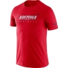 Cover Image for Nike: Arizona FOOTBALL Facility Tee - Red