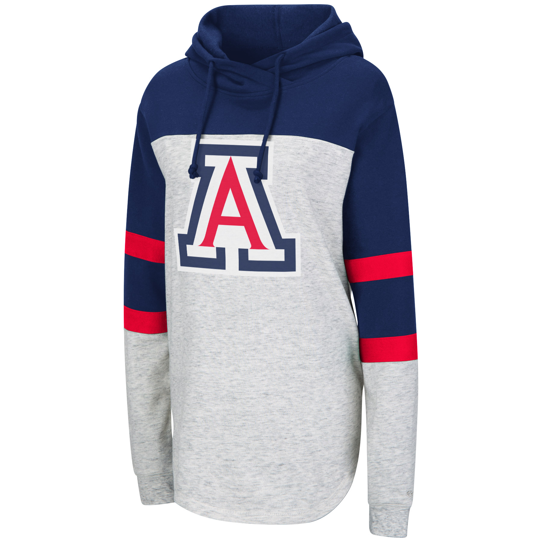 Cover Image For Colosseum: Arizona Women's Taylor Fleece Hoodie