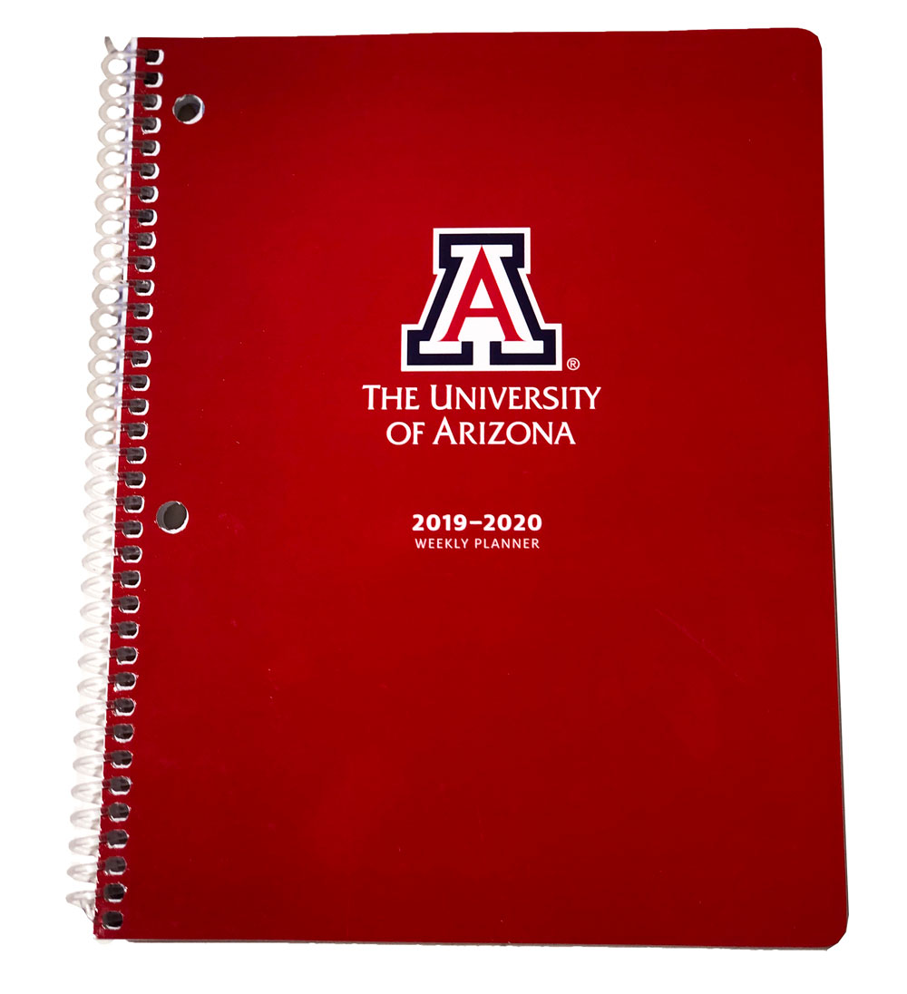University Of Arizona Calendar 2020 Calendars + Planners | University of Arizona BookStores