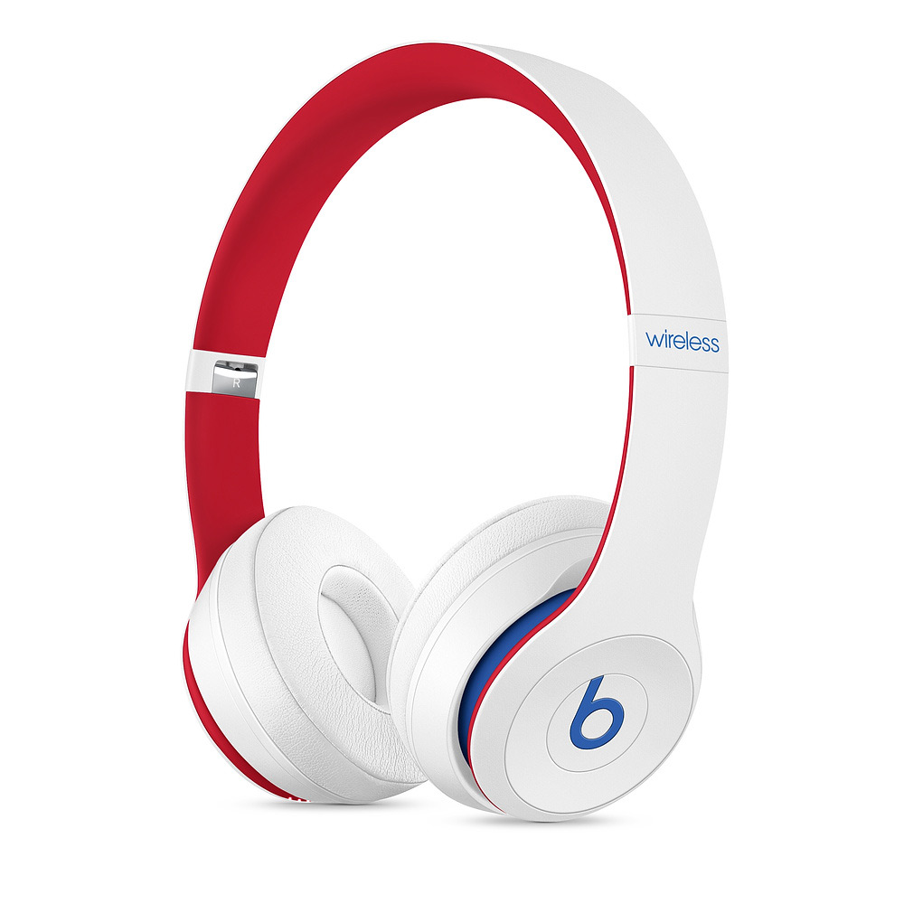 Image For Beats Solo3 Wireless Headphones -Beats Club Collection-White