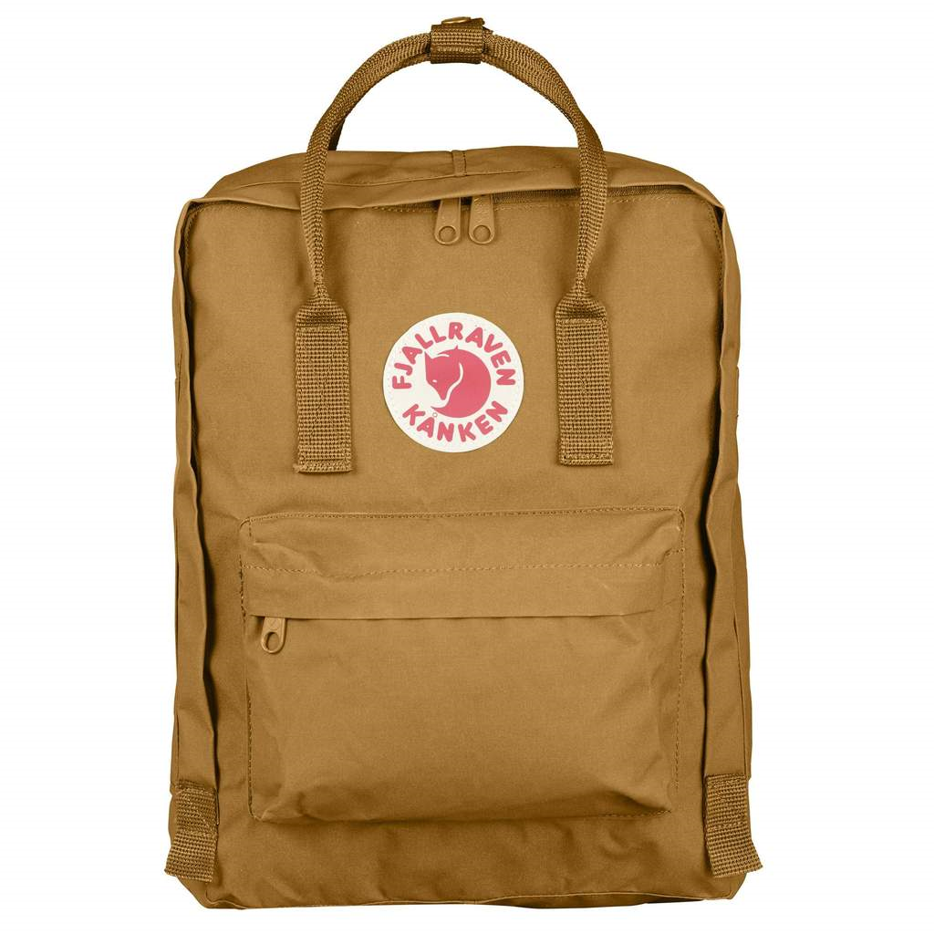 Image For Fjallraven: Kanken Backpack-Acorn