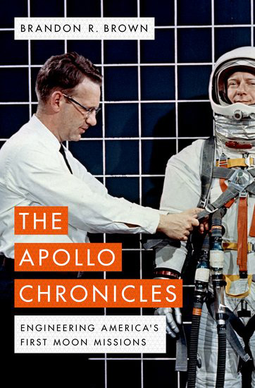Image For The Apollo Chronicles: Engineering America's First Moon...