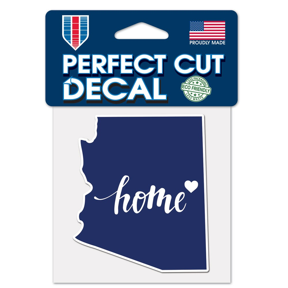 Image For Decal: ARIZONA Home ♥ Perfect Cut Decal