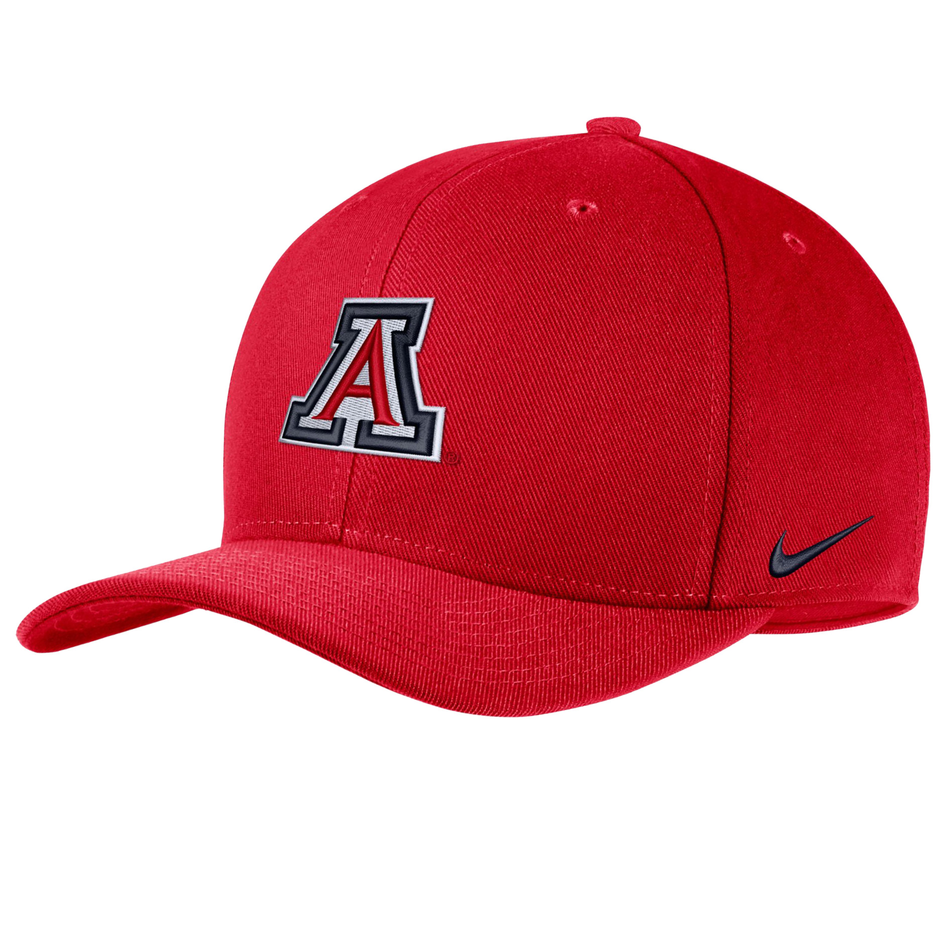 Image For Nike: Arizona Team Logo Classic99 Flex Cap - Red