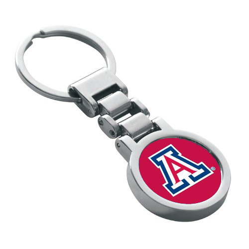 Image For Keychain: Arizona Links Keytag
