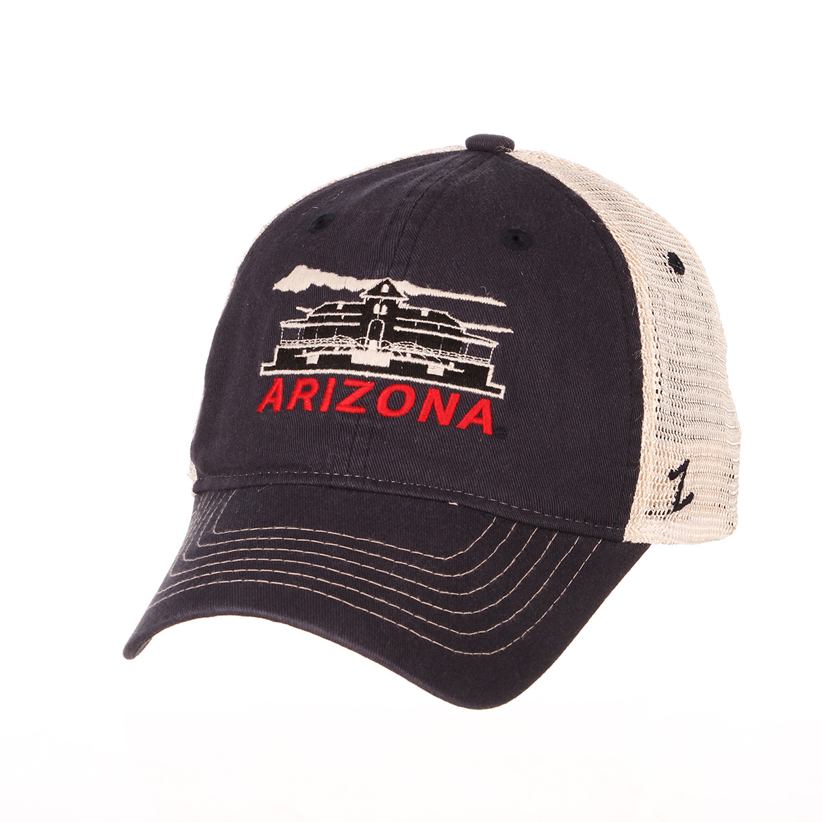 Image For Zephyr: Arizona Old Main Destination Trucker Cap
