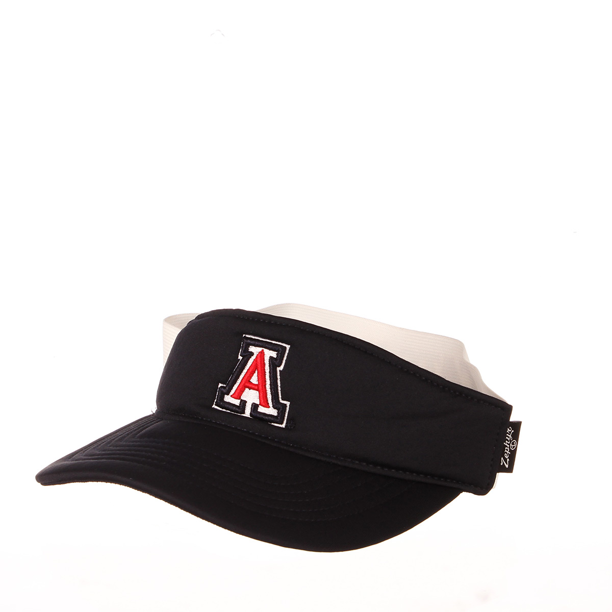 Image For Zephyr: Arizona Supervisor Visor Navy/White