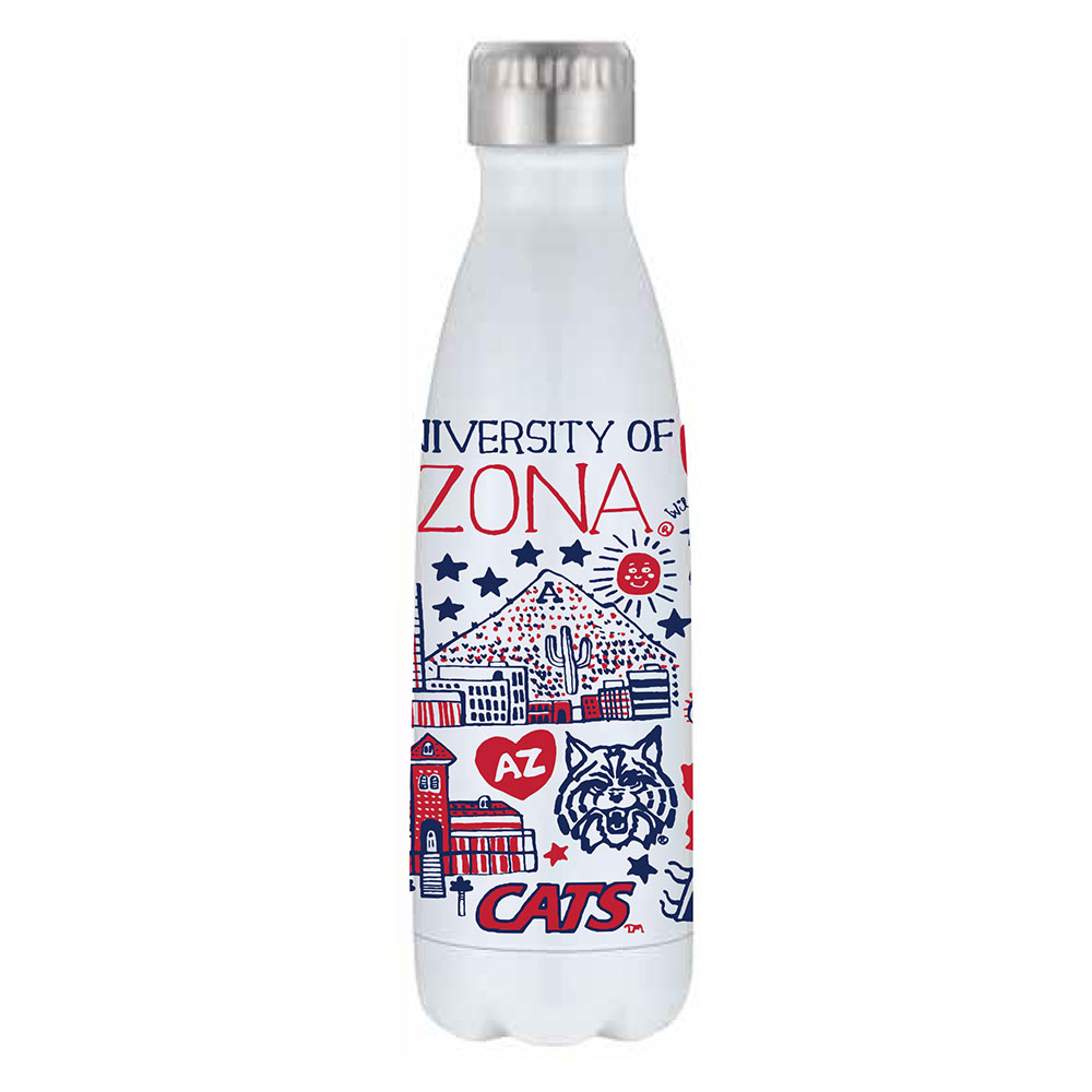 Cover Image For Bottle: Arizona Wildcats Bear Down Serendipity