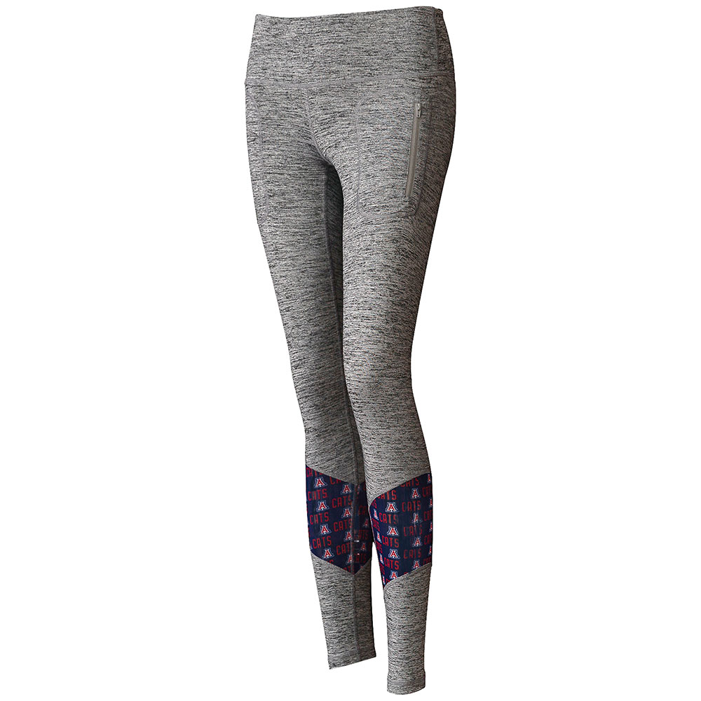 Image For Zoozatz: Arizona Women's Vitalize Leggins