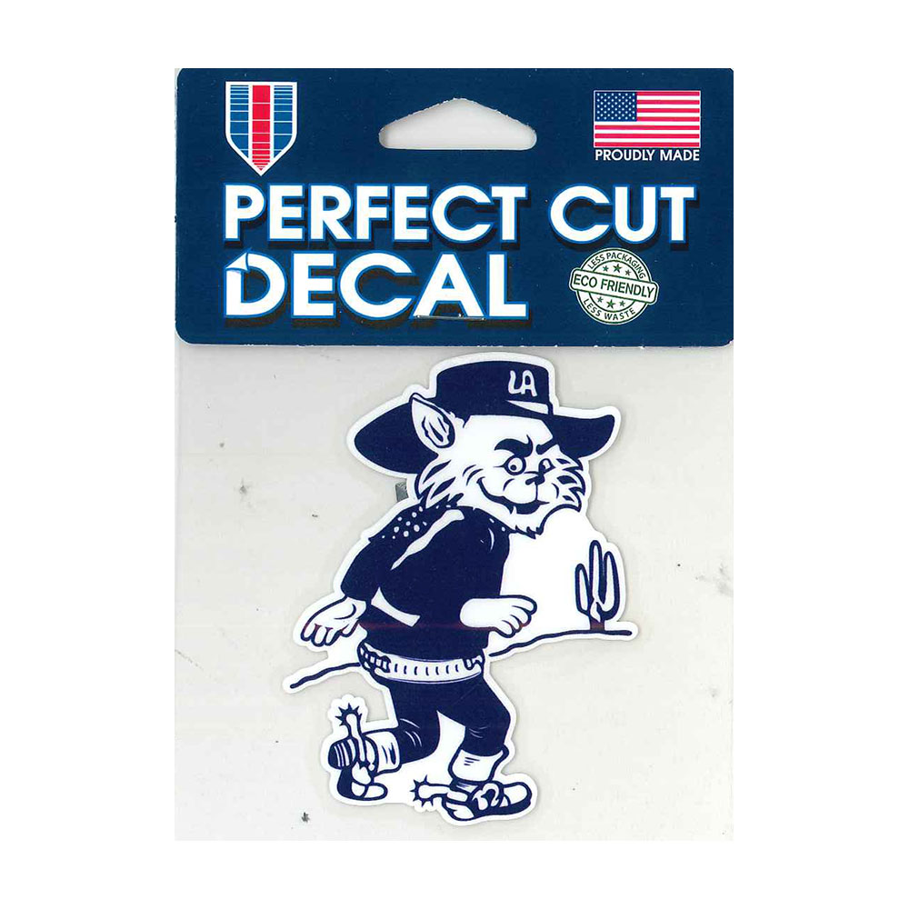 Cover Image For Decal: Old-School Wilbur