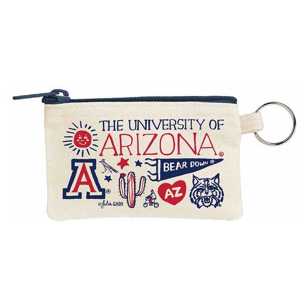 Image For Neil Varsity Line: Arizona Coin Puch Julia Gash Collection
